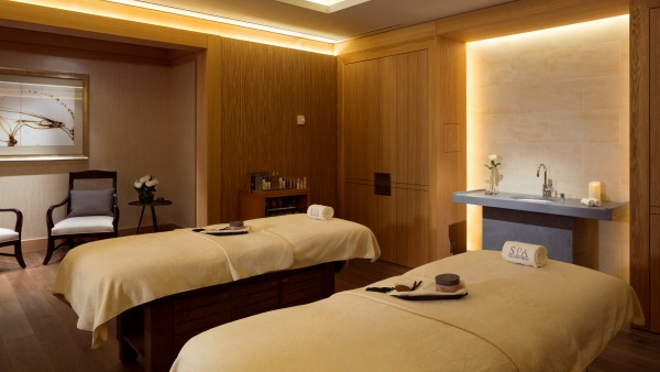Relaxation Suite in The Peninsula Spa