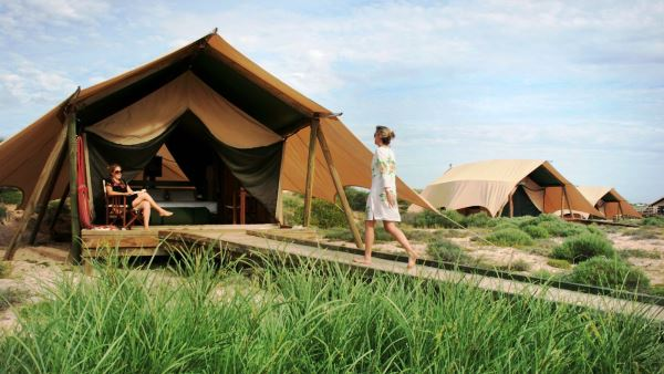 Sal Salis Wilderness Tent