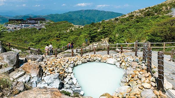 Hot springs of Hakone