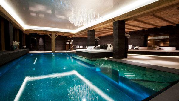 Chalet N - Swimming Pool