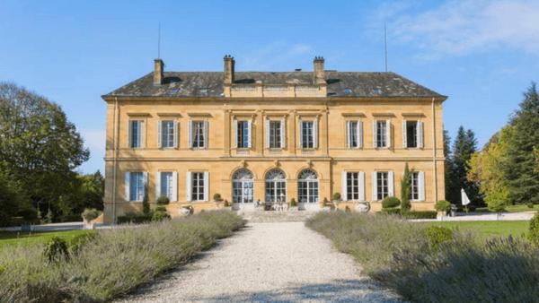 Château Isly, Dordogne, France