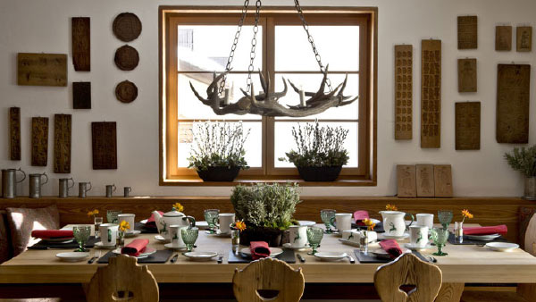 Chesseta Dining Room