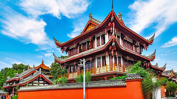 Wu Hou Monastery