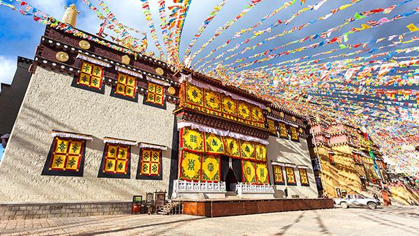 Songzhanling Monastery