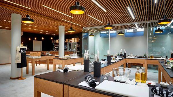 Hotel Maria Cristina, Culinary Centre