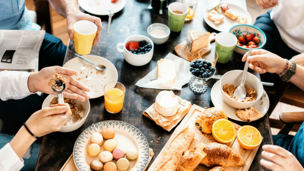 Enjoy more culinary experiences