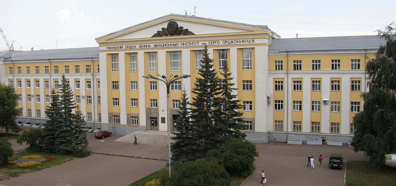 Ufa State Technical University of Aviation in Russia