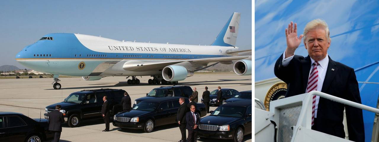 Donald Trump's $1 000 000 000 Air Force One