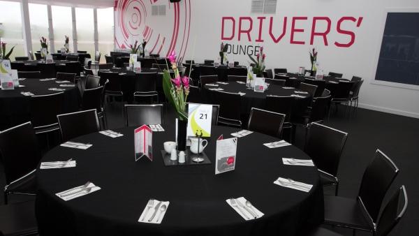 VIP Drivers' Lounge