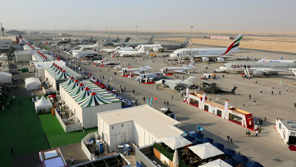 Attend The Dubai Airshow in the UAE