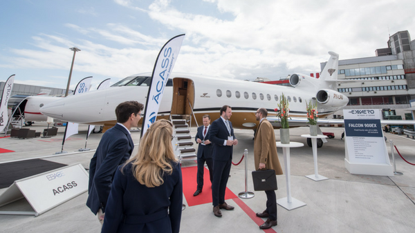 Attend The European Aviation Convention and Exhibition In Geneva