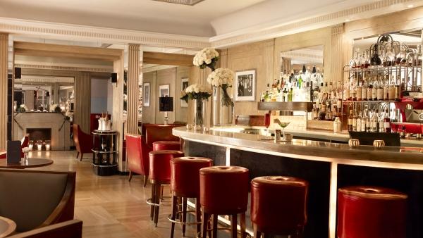 Claridges bar at Claridge's London