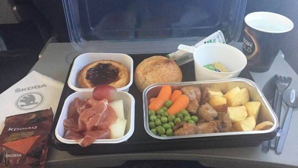In Flight Catering