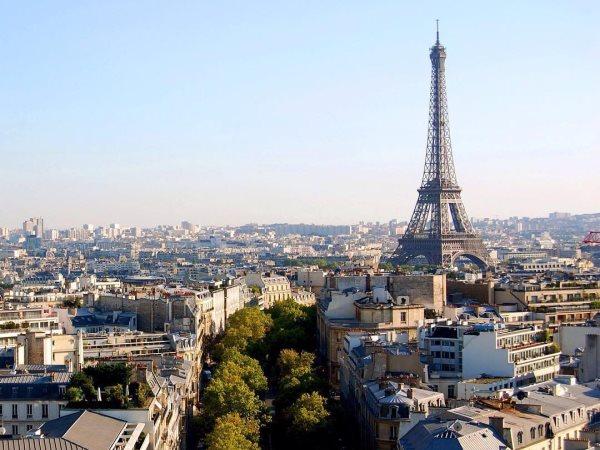 Frankie Winter – Paris