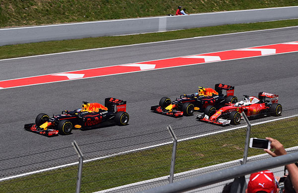 Spanish Grand Prix Circuit