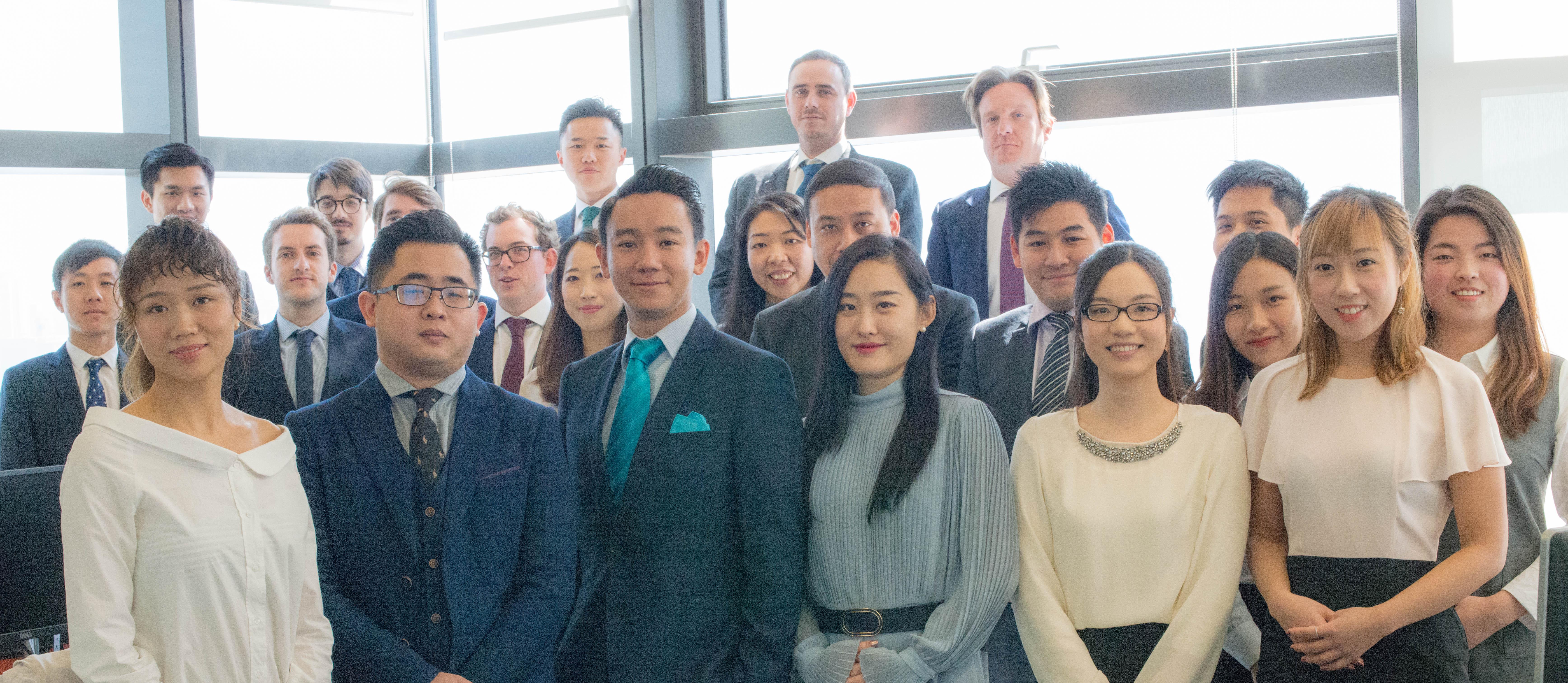 Hong Kong Office Team