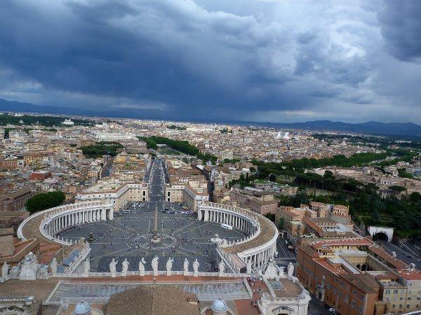John Lynch – Vatican City