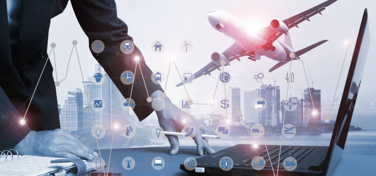 Digital representation of air cargo of the future