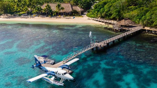 Hire a Private Jet to Kokomo Island