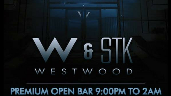 New Years Eve Parties - LA STK