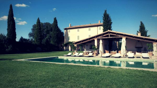 Villa La Lavanda, Umbria, Italy