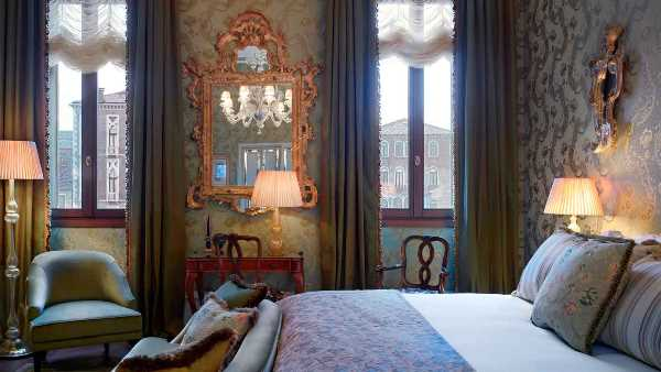 Landmark Grand Canal Room, The Gritti Palace
