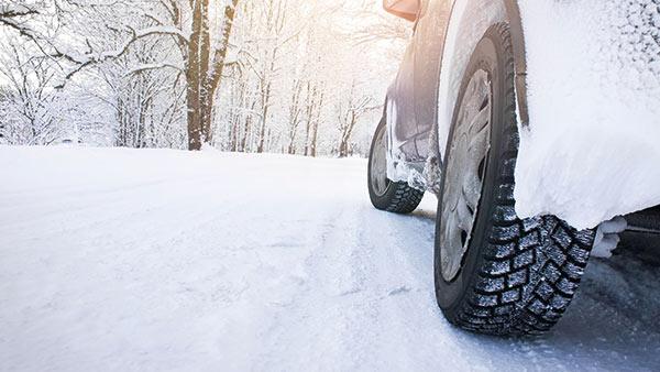 Ice-driving