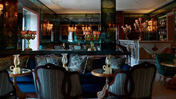 Longhi Bar Lounge, The Gritti Palace