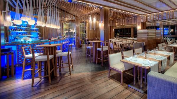 Pierchic restaurant, Madinat Jumeirah