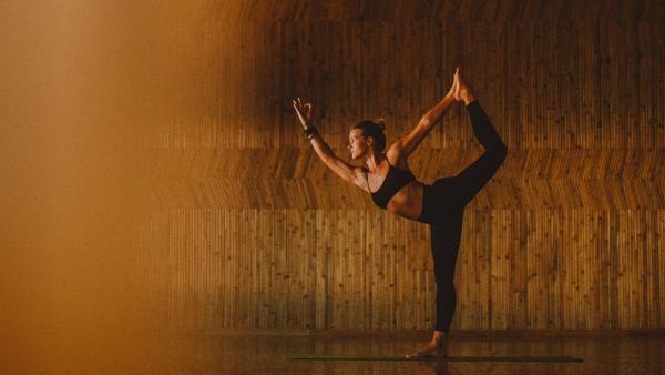Yoga at Cuixmala.