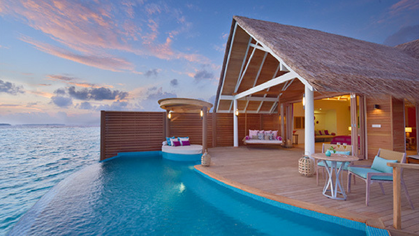 Hire a Private Jet to The Maldives