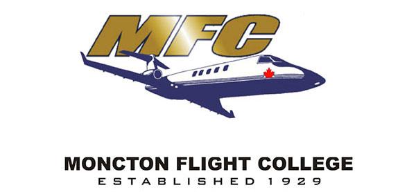 Moncton Flight College logo