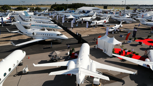 The NBAA Business Aviation Convention and Exhibition