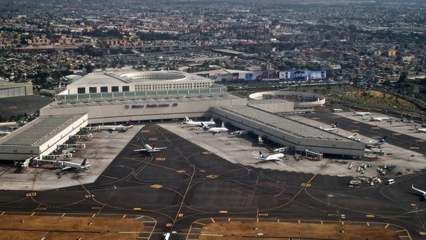 Benito Juarez Mexico City Airport