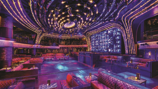 Jewel Nightclub in the Aria Hotel