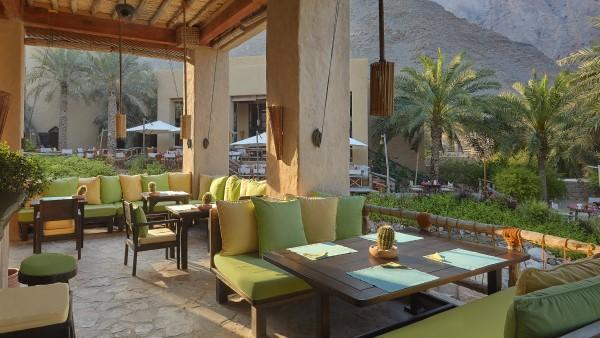 Zighy Bar at Six Senses Zighy Bay, Oman