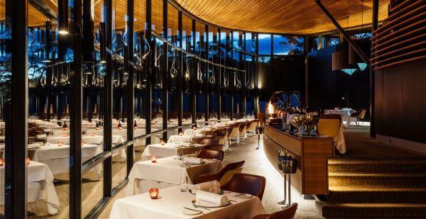 Palate Restaurant at Saffire Freycinet Resort