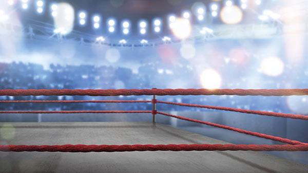Boxing - Las Vegas