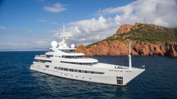 RV Pegaso Yacht