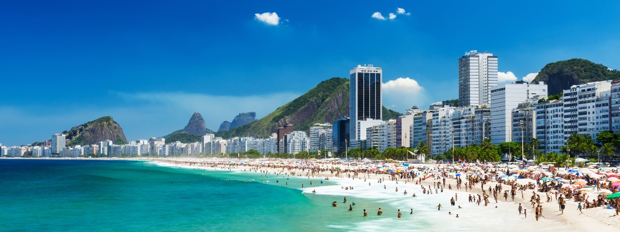 Unique Destinations Perfect for winter - Brazil