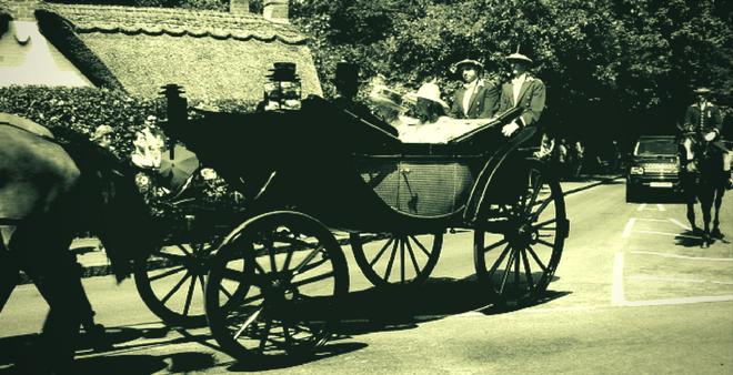 Royals travelling to Royal Ascot