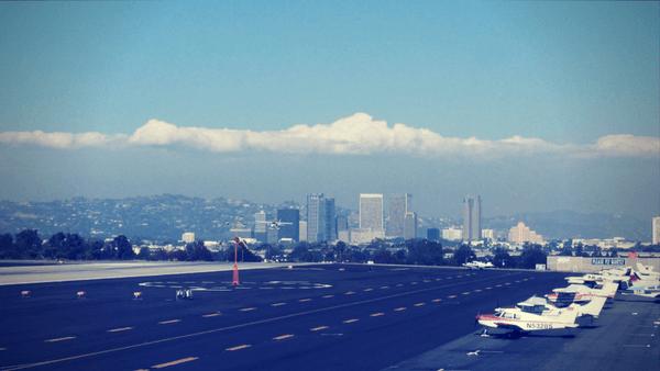 Santa Monica Airport