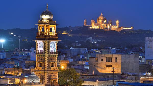 Jodpur Clock Tower