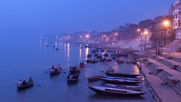 Varanasi Ganges Rivers