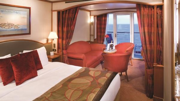 Silverseas Cruise Ship Interior