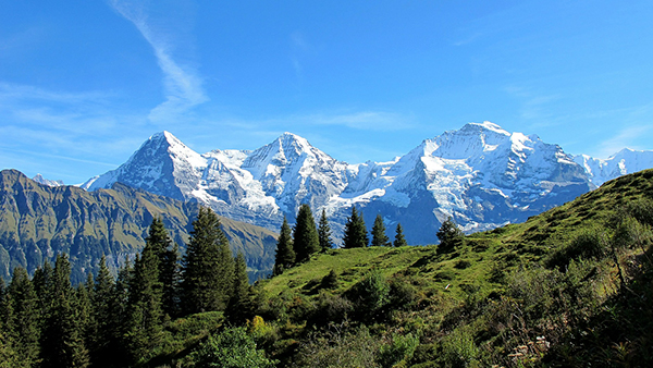 Which destination is perfect for you - Switzerland