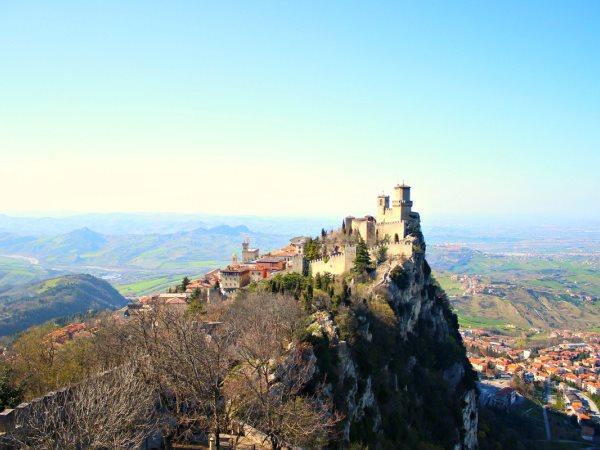 Tamsyn Peach – San Marino