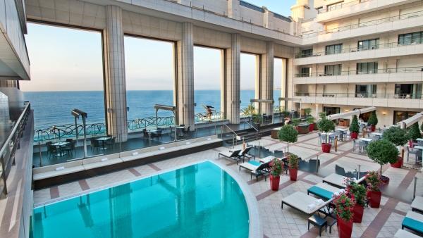 Hyatt Regency Nice Palais de la Méditerranée - Terrace
