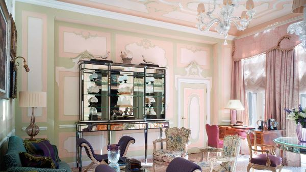 The Somerset Maugham Royal Suite, The Gritti Palace