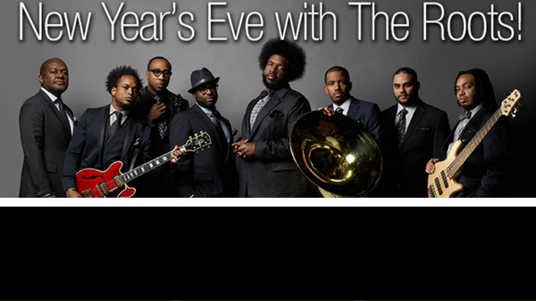 New Years Eve Parties - The Roots